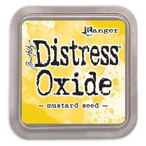 Tim Holtz Distress Oxide - Mustard Seed
