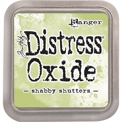 Tim Holtz Distress Oxide - Shabby Shutters