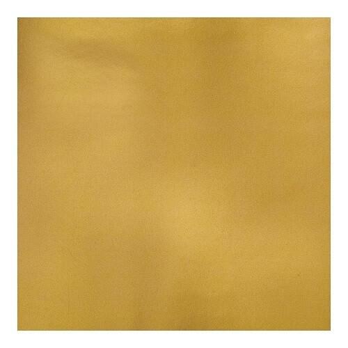 Mirror Foil Card - Gold 12 x 12