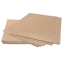 Natural Chipboard Sheets - 12 x 12 2pk