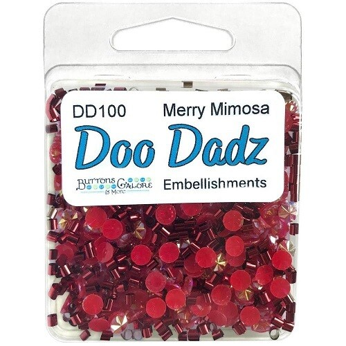 Buttons Galore & More - Doo Dadz - Mimosa