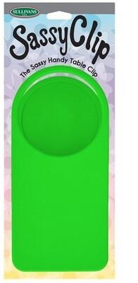 Sullivans Sassy Clip - Lime Green