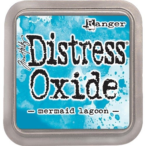 Tim Holtz - Distress Oxide - Mermaid Lagoon