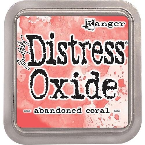 Tim Holtz Distress Oxide - Abandoned Coral