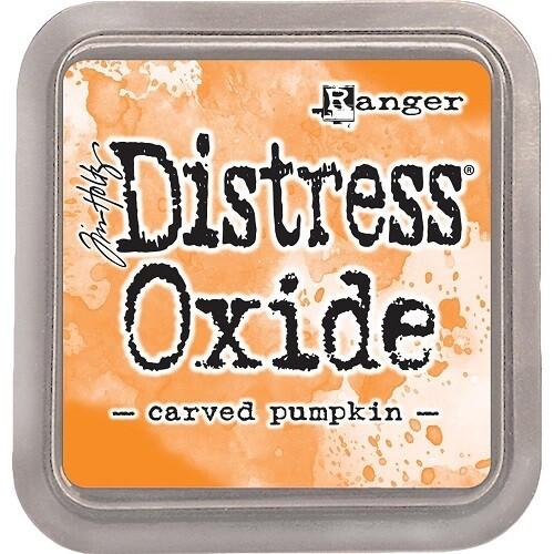 Tim Holtz Distress Oxide - Carved Pumpkin