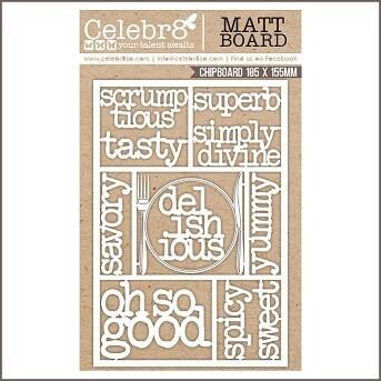 Celebr8 MB4640 - Cooking Titles