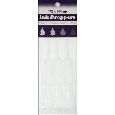 Tsukineko - Ink Droppers - 3 Pack