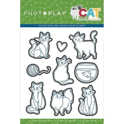 Photoplay - Cat Lovers Collection Die