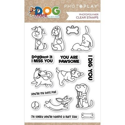 Photoplay - Dog Lovers Collection Stamp