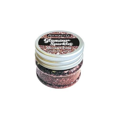 Stamperia - Sparkles - Ancient Pink - 40grams