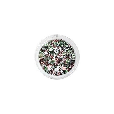 Picket Fence - Sequins - Peppermint