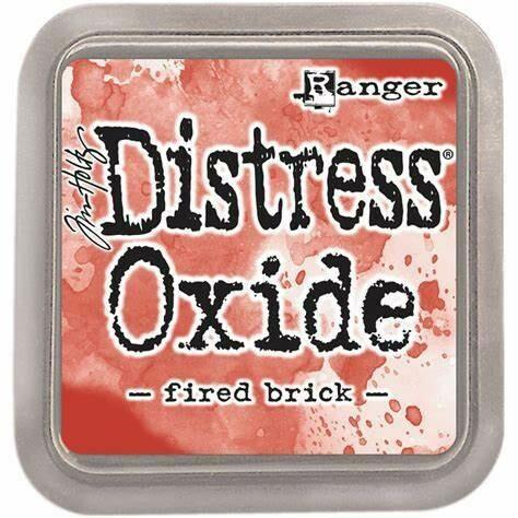 Tim Holtz Distress Oxide - Fired Brick