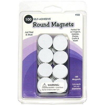 Quilled Creations - 100 Pk Round 3/4