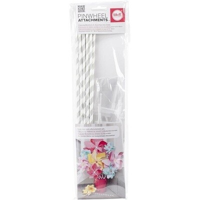 We R Memory Keepers - Pinwheel Attachments - Grey