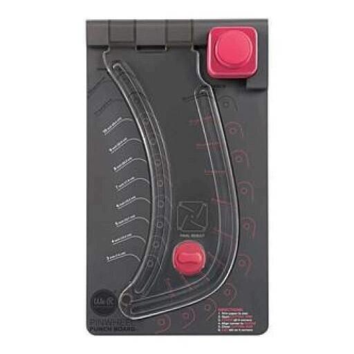 We R Memory keepers - Pinwheel Punchboard - Used