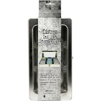 Tim Holtz - Distress Ink & Oxide Ink Pads Storage Tin