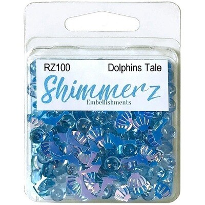 Buttons Galore & More - Shimmerz - Dolphin Tale