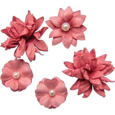 49 & Market - Scarlet - Mini Flower Packs (5 pieces)