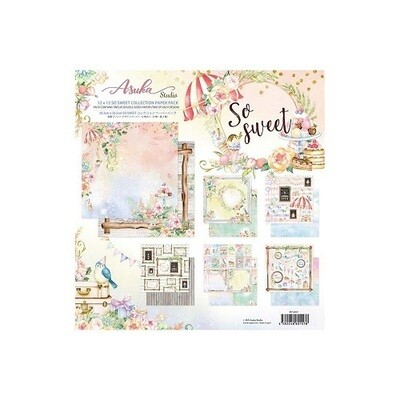 Memory Place- So Sweet- 12 x 12 Collection Pack