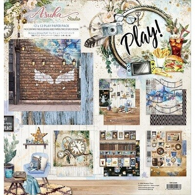 Memory Place- Play - 12 x 12 Collection Pack