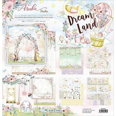 Memory Place- Dreamland - 12 x 12 Collection Pack