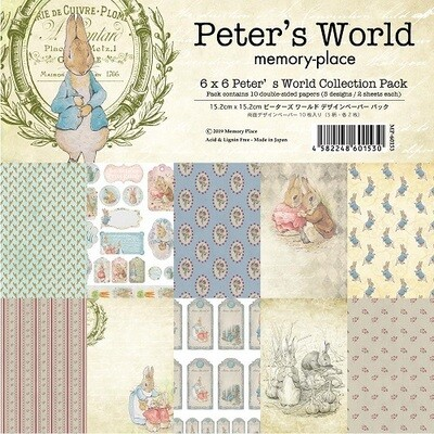 Memory Place- Peter's World- 6