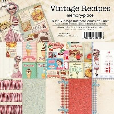 Memory Place- Vintage Recipes- 6