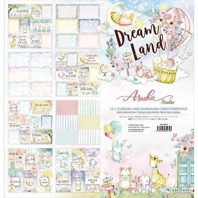 Memory Place - Asuka Studio Dreamland Journaling Cards Paper Pack
