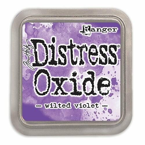 Tim Holtz Distress Oxide - Wilted Violet Oxide