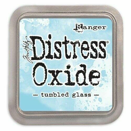 Tim Holtz Distress Oxide - Tumbled Glass Oxide