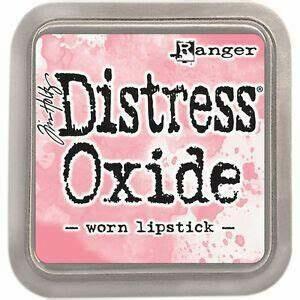 Tim Holtz Distress Oxide - Worn Lipstick Oxide