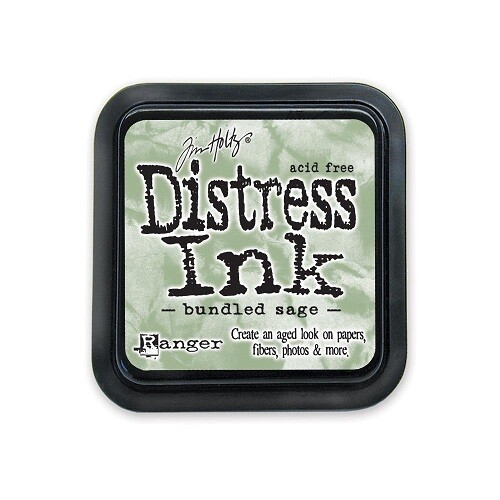 Tim Holtz Distress Oxide - Bundled Sage Oxide