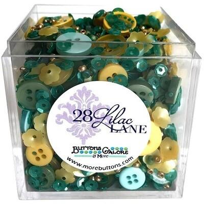 Buttons Galore & More - Lilac Lane - Desert Hike - Shaker Mixes   65grams