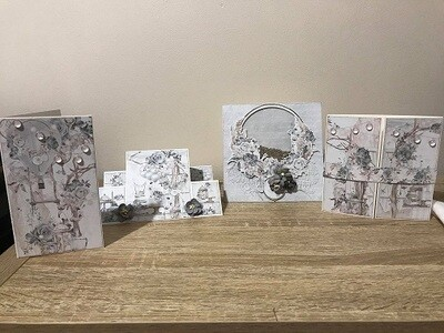 Card Class- Mintay Precious Moments by Nicole Wilson DT