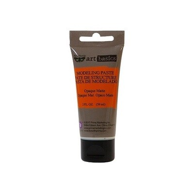 Prima - Finnabair - Art Basics 2 oz  Modelling Paste - Opaque Matt
