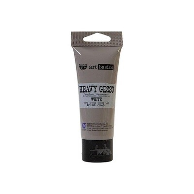 Prima - Finnabair - Art Basics Heavy gesso 2 oz - White