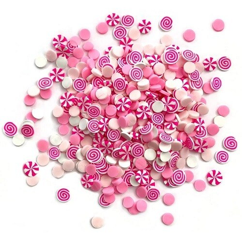 Buttons Galore & More - Sprinkletz - Pink It Up - 12 grams