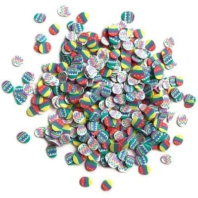 Buttons Galore Sprinkletz - Easter Egg - 12 grams