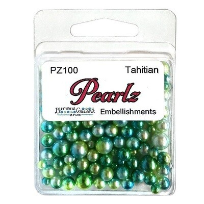 Buttons Galore & More - Pearlz - Tahitian