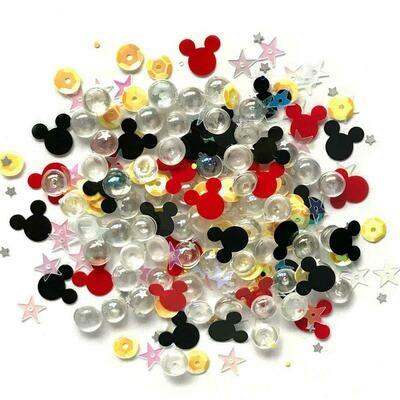 Buttons Galore - Sparkletz - Magical - 10gm