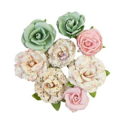 Prima Marketing - My Sweet Flowers - All For You - 8 pcs