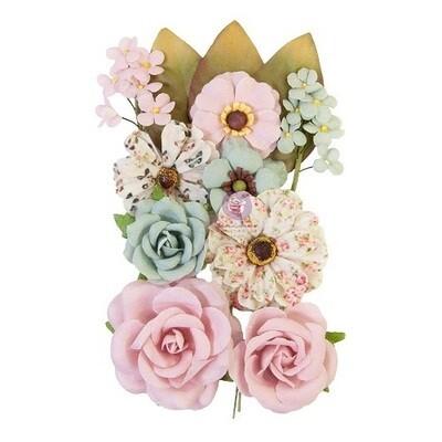 Prima Marketing - My Sweet Flowers - Forever Us - 12 pcs