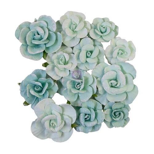Prima Marketing - Magic Love Paper Flower Collection - Magical  Love - 12 pcs
