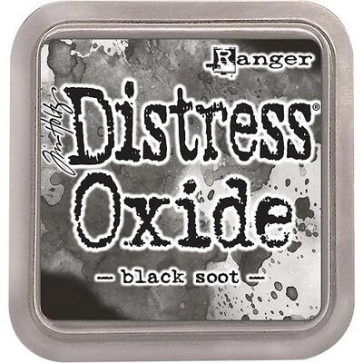 Tim Holtz Distress Oxide - Black Soot Oxide