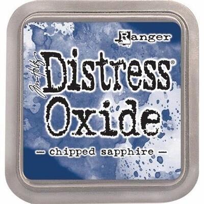 Tim Holtz Distress Oxide - Chipped Sapphire Oxide