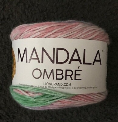 Lionbrand - Mandala Ombre - Balance - 344yd / 315mtrs