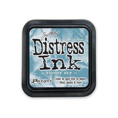 Tim Holtz Distress Oxide - Stormy Sky Oxide
