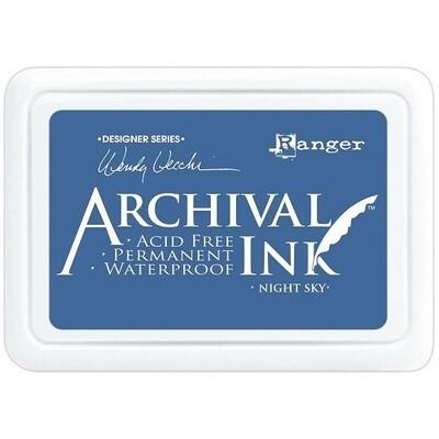 Wendy Vecchi - Ranger Inks - Night Sky - Designer Inks