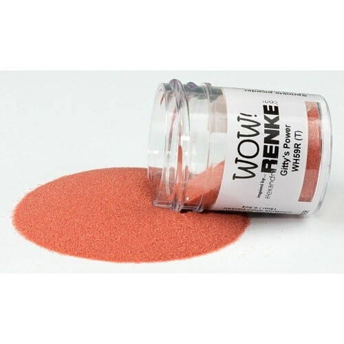 WOW Embossing Glitter Powder - Gitty's Power  - 15ml / 1.oz