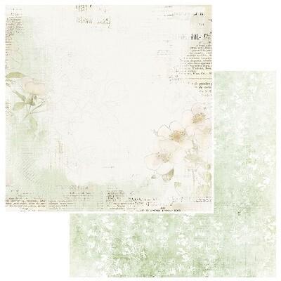 49 & Market - Delicate - 12 x 12 Printed Cardstock